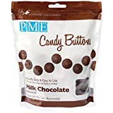 PME Candy Buttons Milk Chocolate 340 g