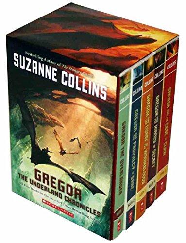 The Underland Chronicles: Box Set
