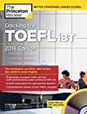 #1: Cracking the TOEFL iBT with Audio CD, 2018 Edition: The Strategies, Practice, and Review You Need to Score Higher (College Test Preparation)
