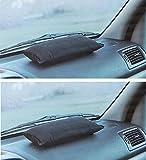 2x Luftentfeuchter Lufterfrischer Lavendel Geruch Raumentfeuchter Auto-Enfeuchter mit Granulat Wohnwagen 1KG (2)