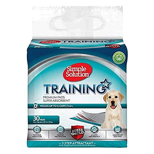 Bramton Simple Solution Puppy Training Pads 30pk (Training Pads Simple Solution)