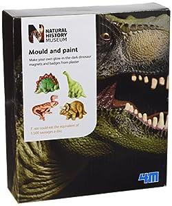 Great Gizmos - Juguete educativo de paleontología (GG2160NHM) (versión en inglés)