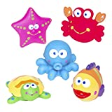Elegant Baby Lagoon Party Squirties Pack...