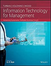 Information Technology for Management: Advancing Sustainable, Profitable Business Growth (WIND)