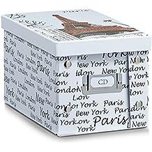 Cajas decorativas para almacenar for Cajas decorativas para almacenar