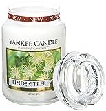 Yankee Candle (YANK6) 1542830E Classic Duftkerze, Glas, wollweiß, 17.5 x 9.8 x 9.8 cm