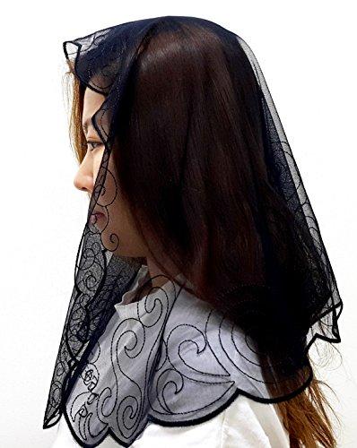 Anna Veils - Fichu - Femme Noir