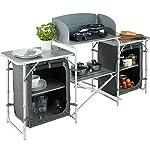 TecTake-800585-Cucina-da-Campeggio-Alluminio-Facile-Montaggio-Minimo-Peso-Modelli-Differenti