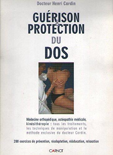 Guérison & protection du dos