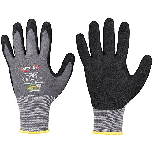 elysee-0680-9-optimate-gants-de-protection-taille-9-noir-gris