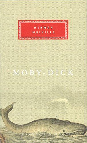 Moby-Dick: Or, the White Whale (Everyman's Library Classics)