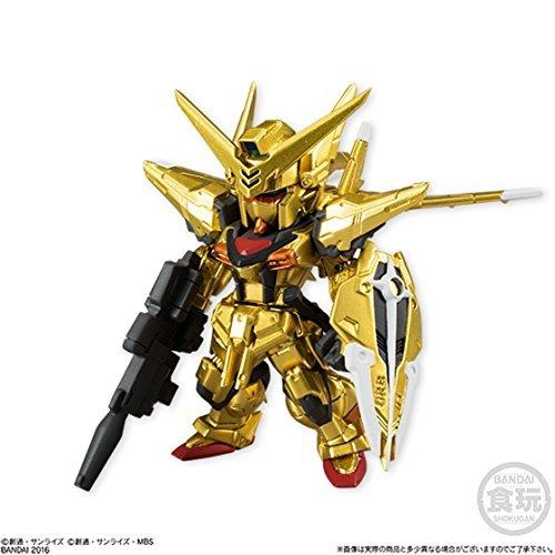 Bandai FW Fusion Works Shokugan Gundam Converge #03 Akatsuki #133 Mini Figure (Bandai Gundam Mini)