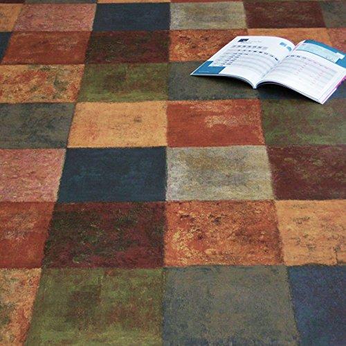 PVC Bodenbelag Latina Multicolor Breite 2 m (11,95 € p. m²)