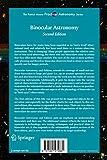 Image de Binocular Astronomy (The Patrick Moore Practical Astronomy Series)