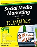 Social Media Marketing All-in-One For Dummies by Jan Zimmerman (2012-11-06)