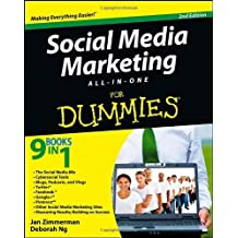 By Jan Zimmerman Social Media Marketing All-in-One For Dummies (2nd Edition)