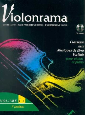 Partition : Violonrama - Violon et piano...