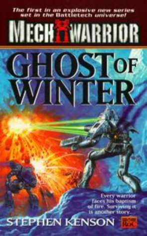 Ghost of Winter (Mechwarrior) por Stephen Kenson