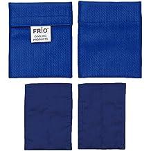 Frio ein Paar Mini Kühltasche für Insulin, 7 x 10 cm, Blau