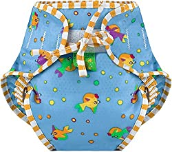 Reusable Swim Diaper | Goldfish Size , Small