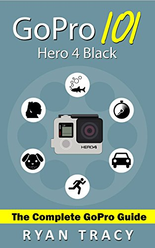 Gopro: 101 User Guide & Manual (for Gopro Hero 4) por Ryan Tracy