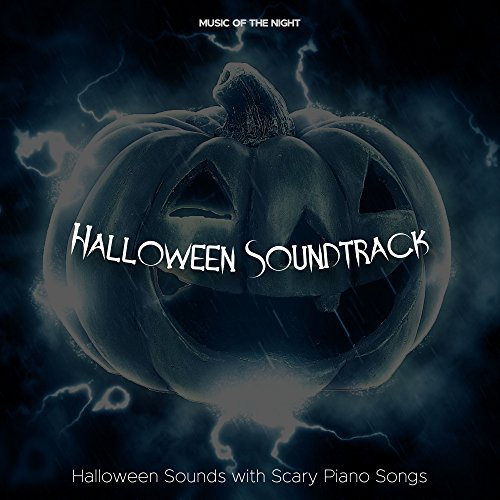 : Halloween Sounds with Scary Piano Songs, Creepy Sound Effects for a Perfect Halloween Haunted House Party ()
