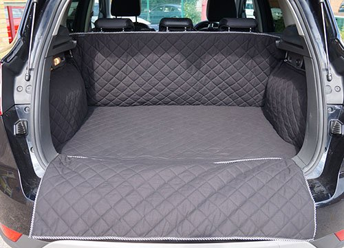 Quilted Heavy Duty Boot Liner For  RENAULT CAPTUR 13-ON