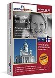 Finnisch-Basiskurs mit Langzeitgedächtnis-Lernmethode von Sprachenlernen24: Lernstufen A1+A2. Finnisch lernen für Anfänger. PC CD-ROM+MP3-Audio-CD für Windows 10,8,7,Vista,XP/Linux/Mac OS X