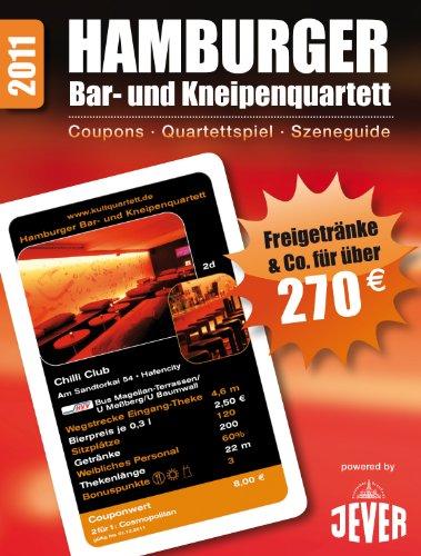 Preisvergleich Produktbild Kultquartett KUL00633 Hamburger Bar-Quartett