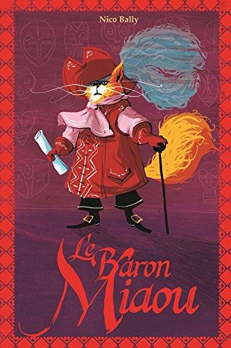 le-baron-miaou-french-edition