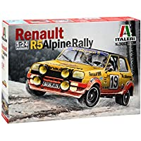 Italeri Renault R5 Rally 510003652 a Escala ...
