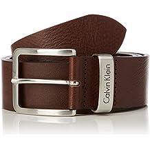 Calvin Klein Mino Belt 1-Cinturón Hombre,