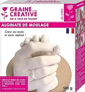 Alginate de Moulage pour moules et empreintes