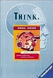 Think, Mega Memo (Spiel) m. Trainingsbuch