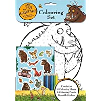 Alligator Products Limited The Gruffalo Colouring Set
