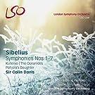 Sibelius: Complete Symphonies / Kullervo / Pohjola's Daughter / The Oceanides