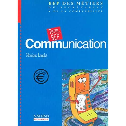 Communication Terminale BEP