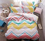 Gifty Glace Cotton Combo Set of Double Luxurious Reversible Comforter and Queen Size