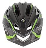 #8: XMR R-66 Cycling Helmet, Men's Medium (Green/Black)