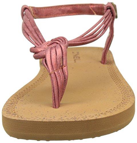 O'Neill Damen Fw Braided Ditsy Sandal Riemchensandalen Pink (Sea Pink)