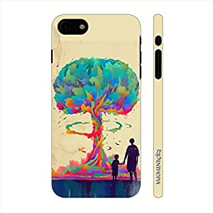 Enthopia Designer Hardshell Case Whats goes around is Evolution Back Cover for Apple Iphone 7