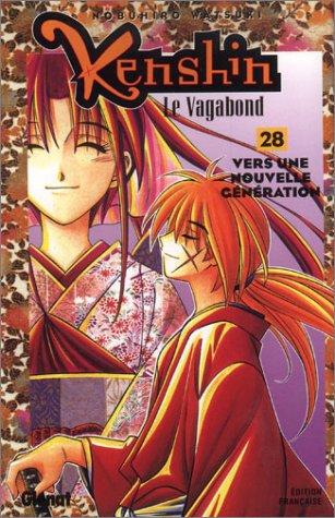 Kenshin - le vagabond Vol.28