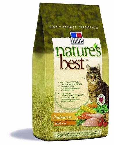 katzeninfo24.de Hills Natures Best 4195 Feline Adult Huhn 2kg – Katzenfutter