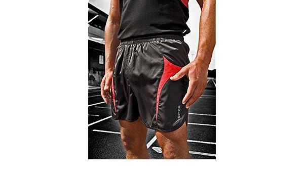 S183X Spiro Unisex Micro-Lite Running Shorts Sports Gym Breathable Inner Mesh