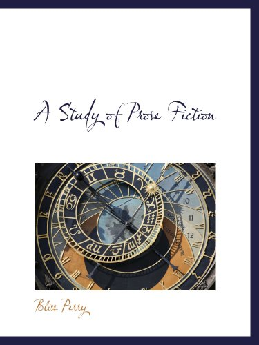 A Study of Prose Fiction