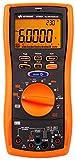 Keysight Technologies U1282A Handheld-Digitalmultimeter, 4,5 Stellen, bis zu 800 Stunden Batterielaufzeit