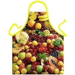 Speed-Versand 1710 Schürze Früchte für Grill und Küche