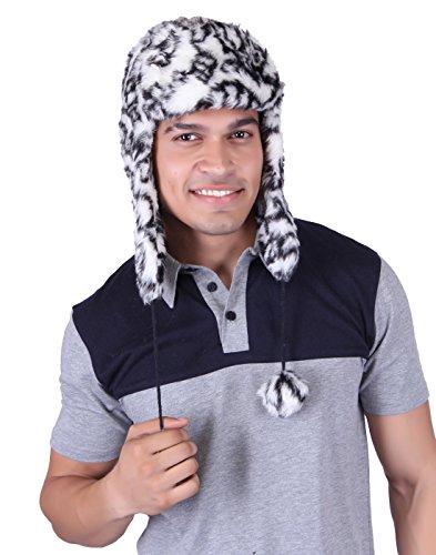 Gajraj Italian Fur cap for Men's & Womens