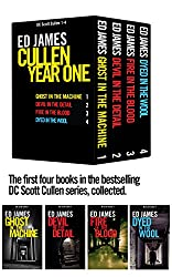 Cullen Year One (Detective Scott Cullen Mysteries 1-4)