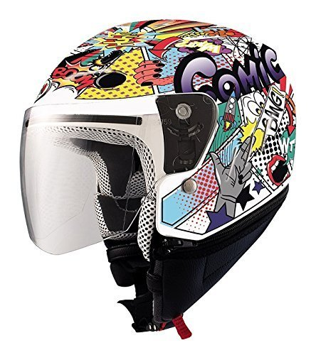 Shiro CASCO SH 20 COMIC INFANTIL NIÑO